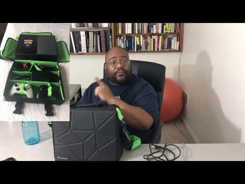The Rook Carrying Case For The Original Xbox One
