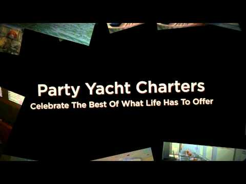 Party Yacht Charters