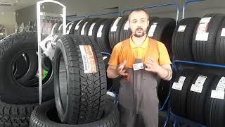 Обзор зимней шины Bridgestone Blizzak  DM-V2 от Vianor