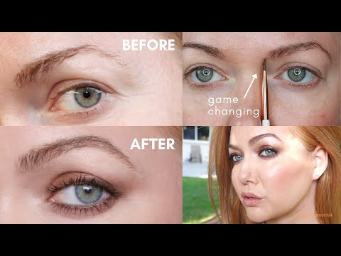 The Best Brow Tutorial You Will Ever Watch | 16 Tips + Tricks To Make Sparse Eyebrows Natural + Full