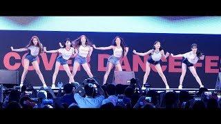 AOA : 빙글뱅글 Bingle Bangle : fullshot fancam : K-POP 커버댄스 페스티벌 : 서울광장