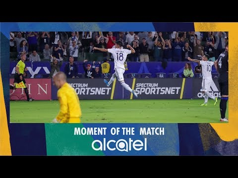 Alcatel Moment Of The Match: Uriel Antuna Scores In His Second Game In A Row