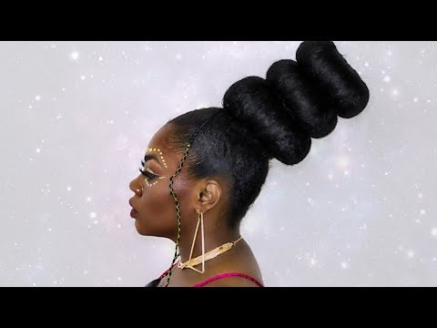 Black Panther ft. Kendrick Lamar Makeup tutorial - Kitty Krystyle