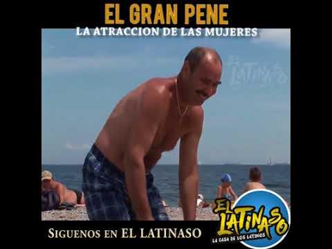 El Gran Pene En La Playa Broma El Latinaso Youtube