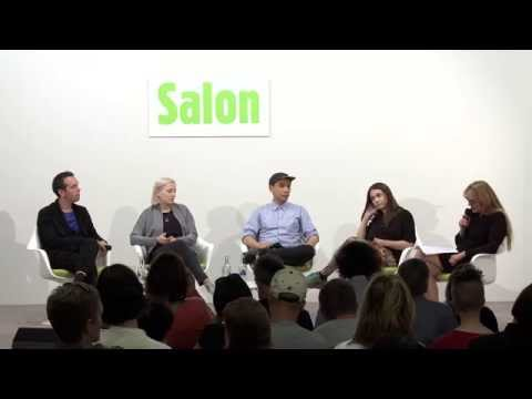 Salon | Artist Talk | Speculations on Anonymous Materials