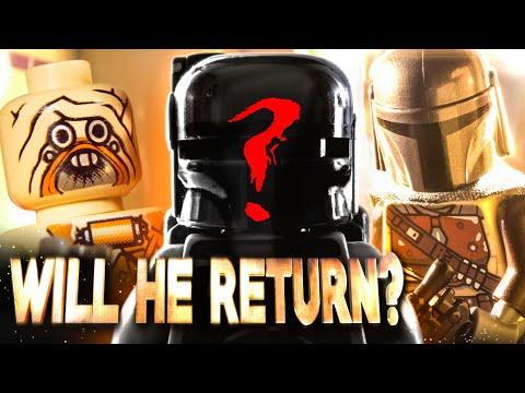 THE LAST BOUNTY HUNTER - LEGO Star Wars: The Mandalorian VS Boba Fett (Ft. Keshen8 & AkashLegoProd.)