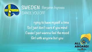 Download Benjamin Ingrosso - Dance You Off (Sweden) [Karaoke Version] Mp3 and Videos