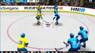 Хоккей-наша игра!
