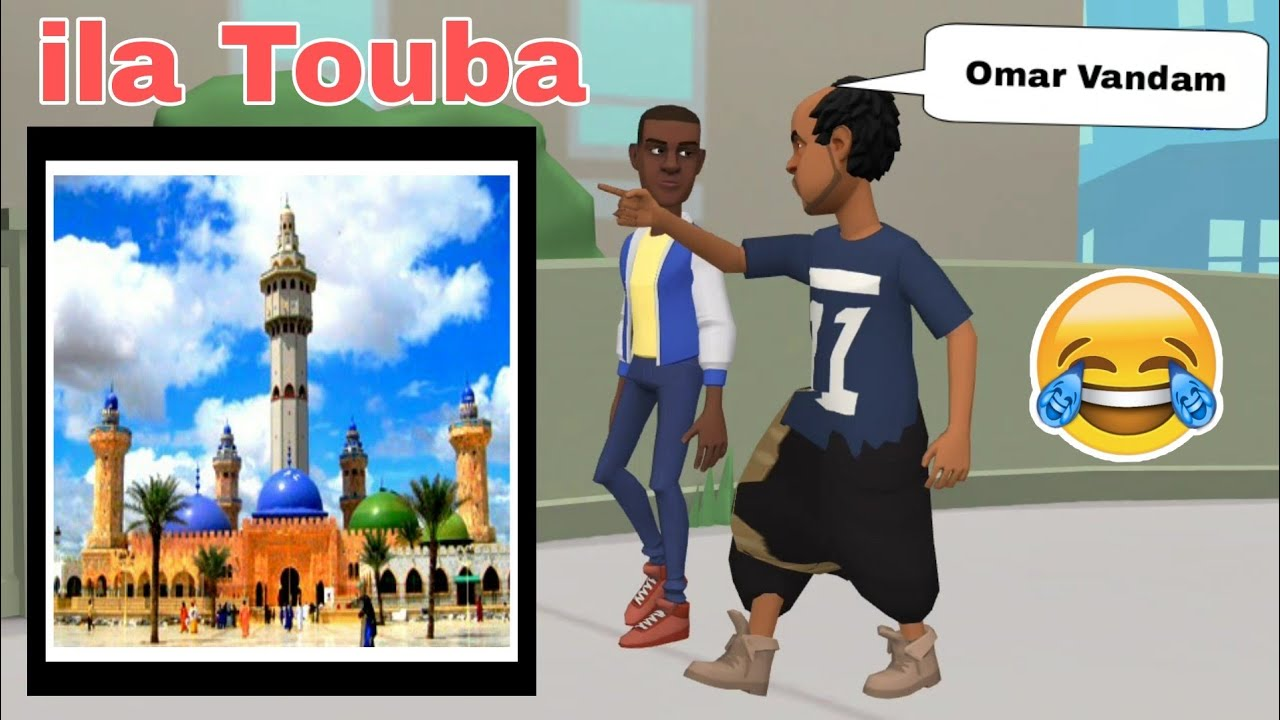 Download Magal Touba ibou soulard et mussa jaay tarr 2021 épisode 03 dessin animé en wolof Sénégal toons