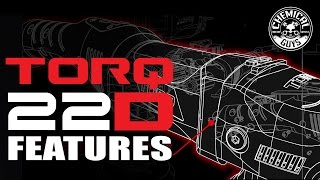 torq 22d features chemical guys car care