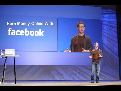 How To Make Money Online With Facebook Videos