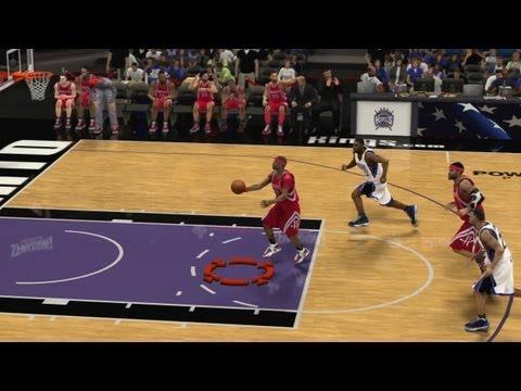 NBA 2K12 My Player - Clutch Practice