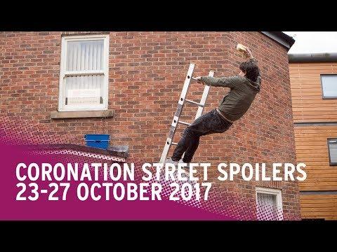 Coronation Street spoilers: 23-27 October 2017 - Corrie
