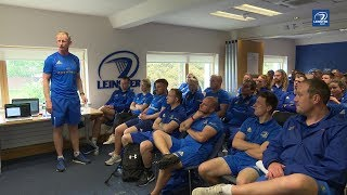 Community Rugby Day at Leinster Rugby HQ   #FromTheGroundUp