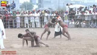 PLAH SAHIB GURUDWARA - KAHIRABAD (Amritsar) - 2015 ! WRESTLING MEET (KUSHTI)  ! HD ! Part 4th.