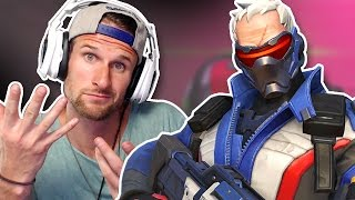 Can't Be Killed :: OVERWATCH GAMEPLAY