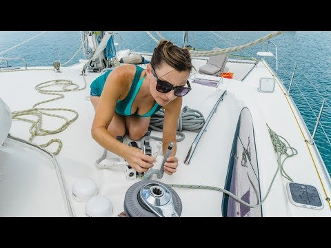 Stuff Breaks, We Fix It...Hooray Boats! (Sailing Panama)