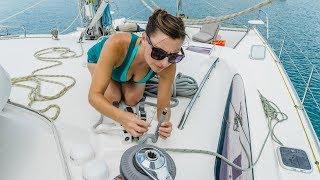 Stuff Breaks, We Fix It...Hooray Boats! (Sailing Panama)