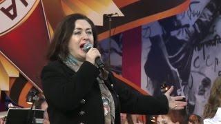 Тамара Гвердцители и ансамбль