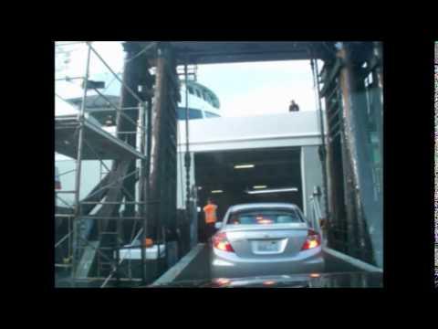 Boarding Victoria Ferry Ta Port Angeles Wa  7 20 14