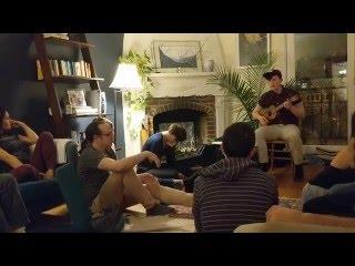 Aerica Lauren Performs at Hobart Haus (2/5)