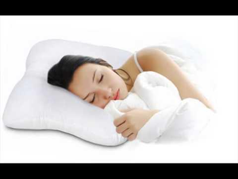 almohadas cervicales para dormir de lado recomendadas - youtube