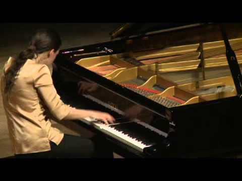 Maria Mazo Piano Recital