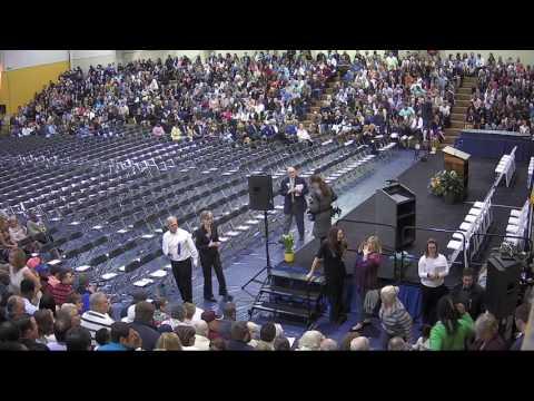 Marian University Commencement 2017