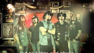 HELLYEAH - Better Man Lyrics Video