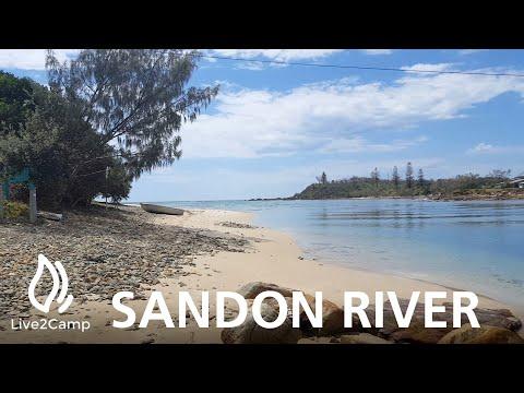 Sandon River Campground