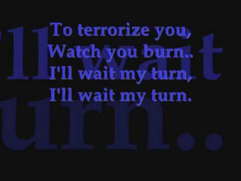Placebo-Broken Promise [lyrics on screen]