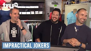 Impractical Jokers: Inside Jokes - Get Spanked