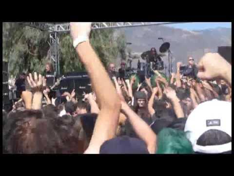 Overkill   San Bernardino, CA,13 09 2013