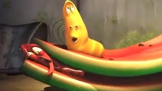 LARVA | Fruits juteux | Cartoon pour les enfants | WildBrain
