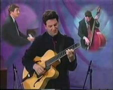 John Pizzarelli Trio - Just a Skosh
