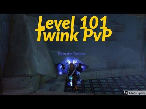 [Legion 7.3] Level 101 Enhancement Shaman Twink World PvP Video