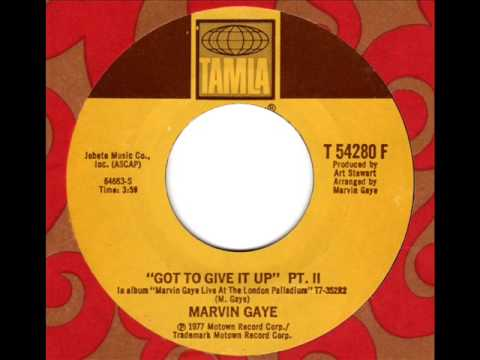 MARVIN GAYE  Got to give it up Pt 2