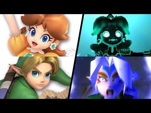 Super Smash Bros. Ultimate - What if everyone had other Final Smashes?