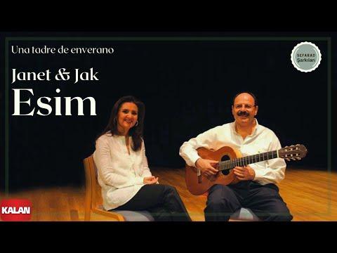 Janet & Jak Esim - Una Tadre De Enverano [ Antik Bir Hüzün © 2005 Kalan Müzik ]