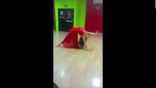 Choreography Hurt , Christina Aguilera - Julia Ruiz Fernández
