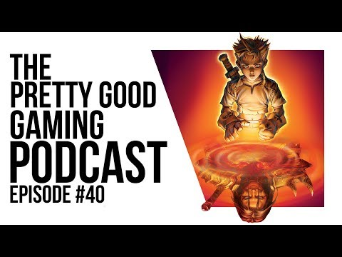 Role Playing in Games, Backlog Games and The Most Overrated Games! | Pretty Good Gaming Podcast #40