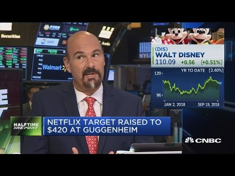 Wall Street makes bullish calls on Netflix, Apple and Juniper Networks