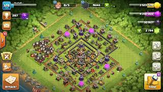 How to find dead base in clash of clans | maximum loot base | Coc ...