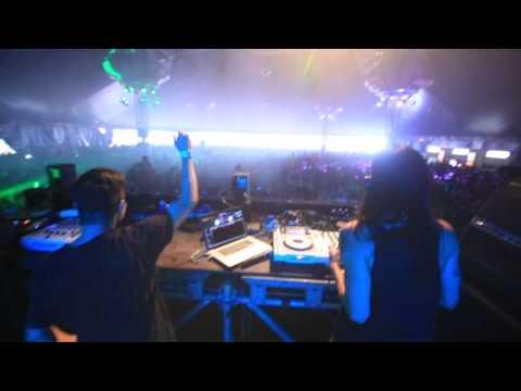 Steve Aoki and Dan Sena - Omega feat. Miss Palmer (Tomorrowlands 2013 Dim Mak Stage