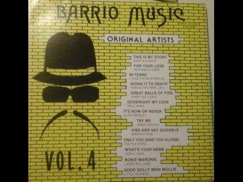 Barrio Music Vol. 4