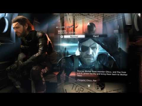 Metal Gear Solid 5: Ground Zeroes coming March 18 with Xbox-exclusive Raiden content