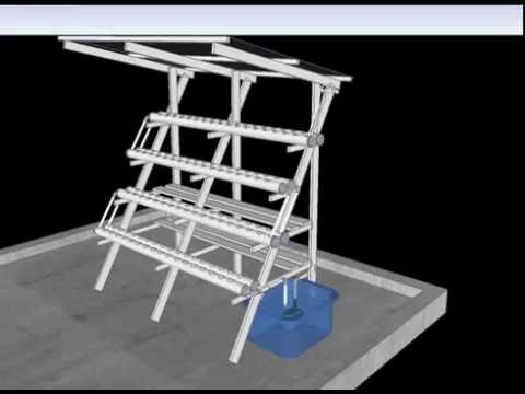 Hydroponic DFT System - Video 2 - YouTube