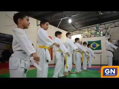 Campeonato de Caratê 2019 em Sete Lagoas