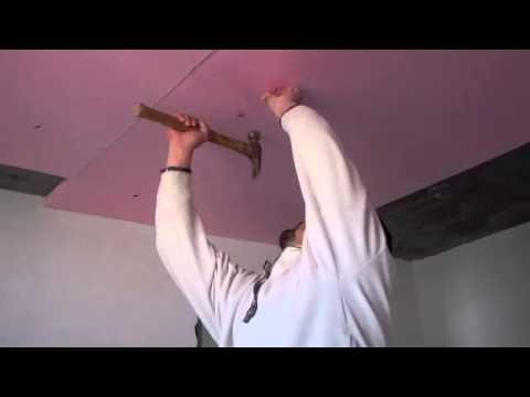 Aislamiento en techo con crest y foamular youtube for Como poner chirok en el techo