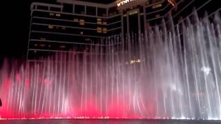 Wynn Palace Fountain - My heart will go on